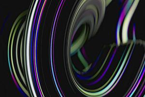 Shining Lines Swirl 4k Wallpaper