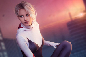 Shirogane Sama Gwen Stacy Cosplay