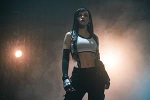 Shirogane Sama Tifa Lockhart Cosplay Wallpaper