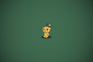 Shocked Pika Wallpaper