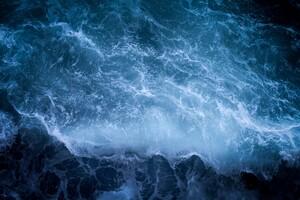 Shore Sea Waves 5k