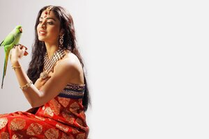 Shriya Indian Actress Wallpaper