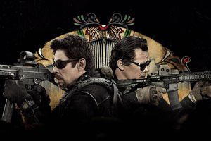 Sicario Day Of The Soldado Chinese Poster