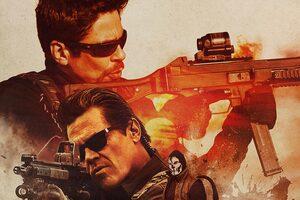 Sicario Day Of The Soldado Movie 10k