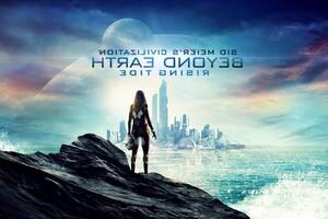 Sid Meiers Civilization Beyond Earth Rising Tide Wallpaper