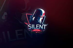 Silent Gaming 4k Wallpaper