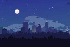 Silent Night In Minneapolis