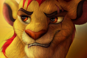 Simba Artworks Wallpaper