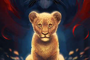 Simba The Next King Wallpaper