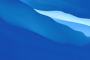 Simple Blue Gradients Abstract 8k Wallpaper