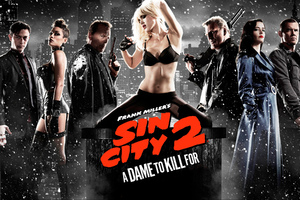 Sin City 2 Wallpaper