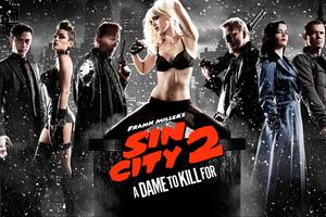 Sin City 2 Wallpaper