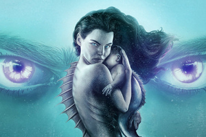 Siren Tv Series Poster Wallpaper