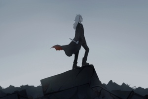 Sirius The Jaeger Anime