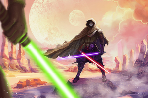 Sith Lord Star Wars Wallpaper