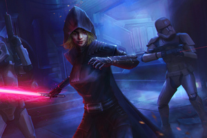 Sith Starwars Assassin Wallpaper