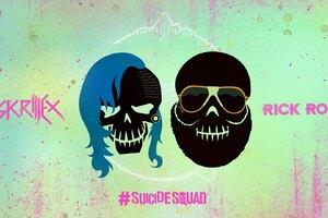 Skrillex Suicide Squad Wallpaper