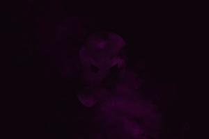 Skull Minimalism 12k Wallpaper