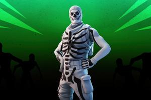 Skull Trooper Fortnite Wallpaper