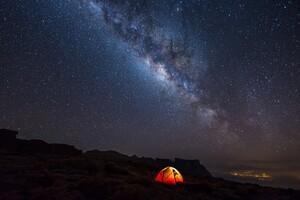 Sky Galaxy Camp