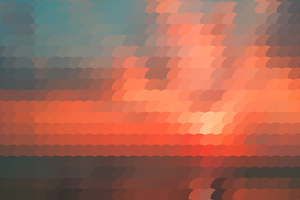 Sky Puzzle Texture