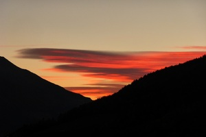 Sky Sunrise Morgenstimmung