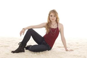 Skyler Samuels American Actress