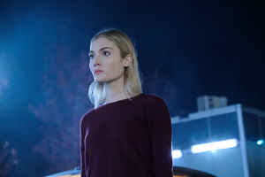 Skyler Samuels In THE GIFTED