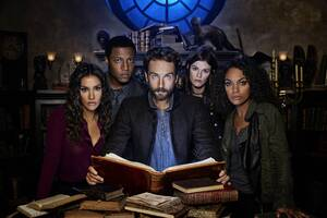 Sleepy Hollow Season 4 Cast