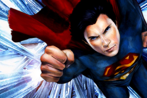 Smallville Superman Wallpaper
