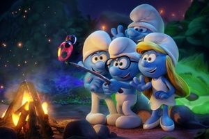 Smurfs The Lost Village 2017 Movie Hd