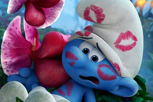 Smurfs The Lost Village Movie Wallpaper
