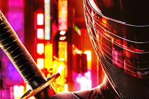 Snake Eyes 2021 Wallpaper