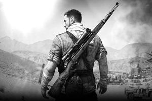 Sniper Elite 3 Wallpaper
