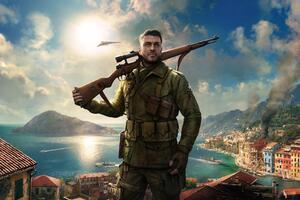Sniper Elite 4 2016 Wallpaper