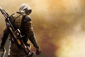 Sniper Ghost Warrior Contracts 2 5k Wallpaper