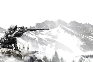 Sniper Ghost Warrior Contracts Wallpaper