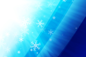 Snow Flakes 3d Abstract 5k Wallpaper