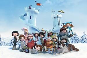 Snowtime Animation Wallpaper