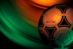 Soccer 4k Abstract Background Wallpaper