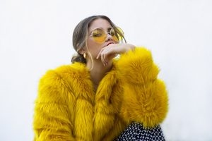 Sofia Reyes 5k Wallpaper