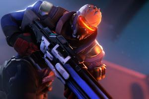 Soldier 76 In Overwatch