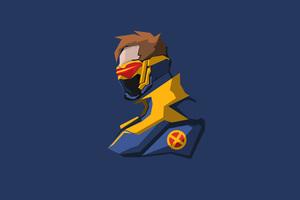 Soldier 76 Overwatch Minimalism