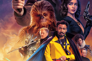 Solo A Star Wars Story 4k 2018