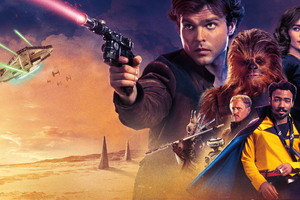 Solo A Star Wars Story 8k