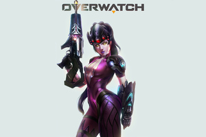 Sombra Overwatch 2020 4k Wallpaper