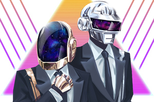 Something About Us Daft Punk 5k