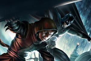 Son Of Batman Wallpaper