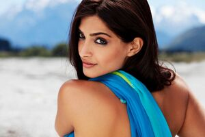 Sonam Kapoor Hot Photoshoot Wallpaper