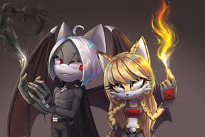 Sonic Characters 4k Wallpaper